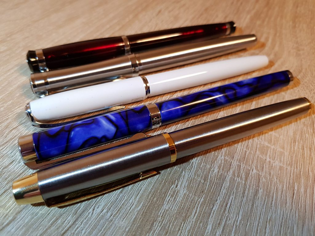 Rašaliniai rašikliai
