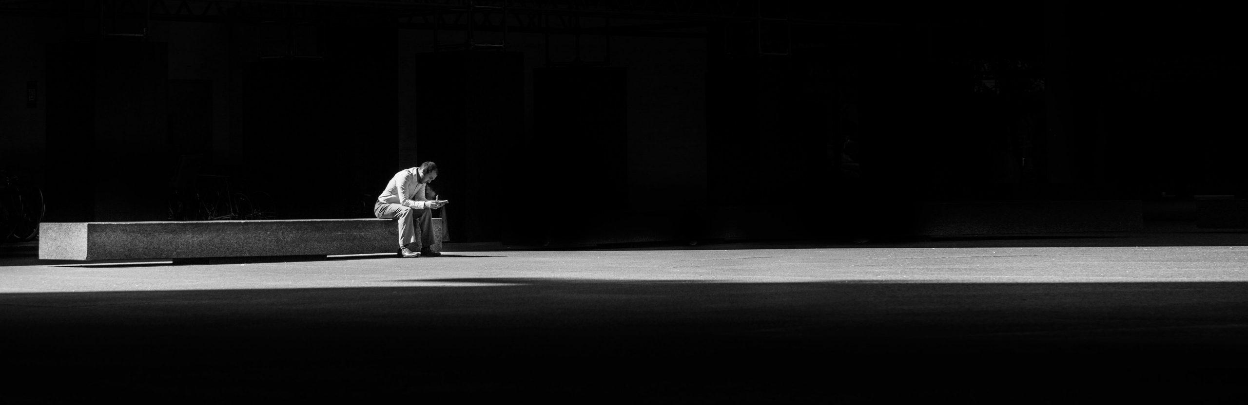 Vienatvė - lėta mirtis