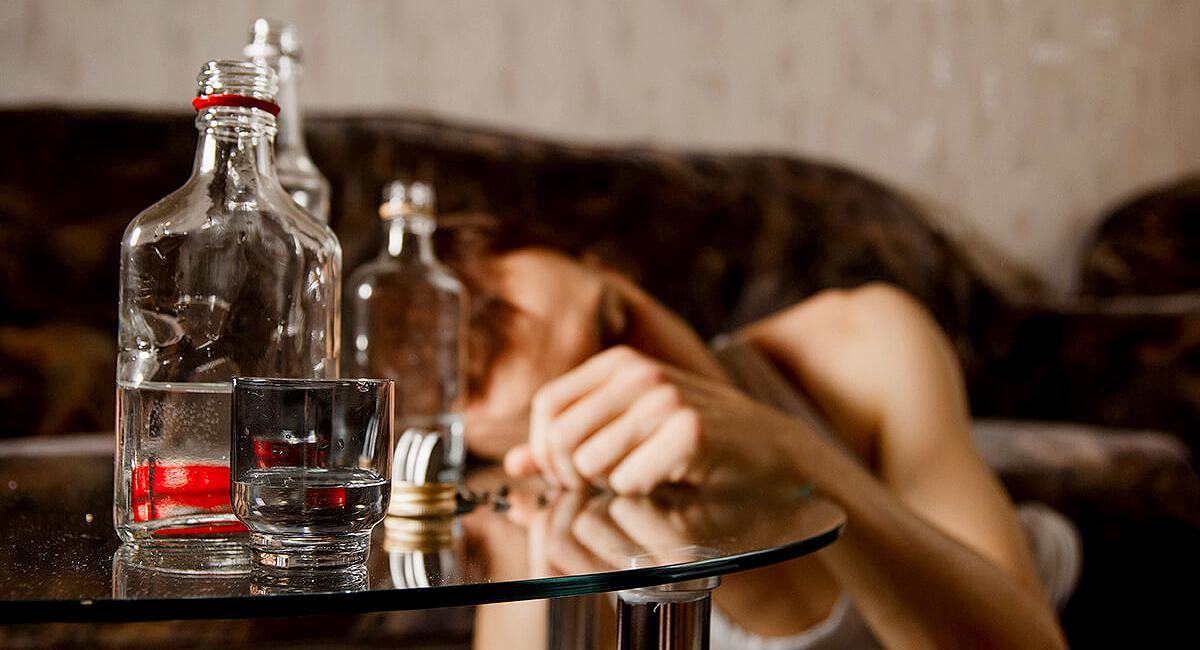 Alkoholis - vergų gėrimas